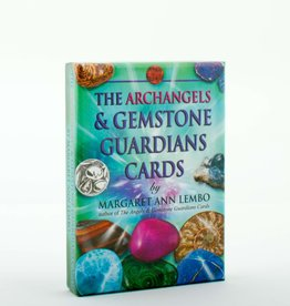 Margaret Ann Lembo Archangles & Gemstones Guardian Oracle by Margaret Ann Lembo