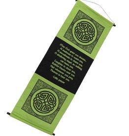 Celtic Prayer Banner – 15.5″ x 48″