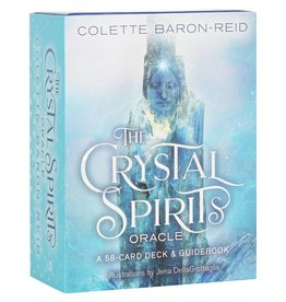 Colette Baron-Reid Crystal Spirits Oracle by Colette Baron-Reid