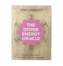 Sonia Choquette Divine Energy Oracle by Sonia Choquette