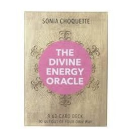 Sonia Choquette The Divine Energy Oracle by Sonia Choquette