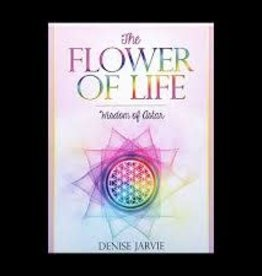 Denise Jarvie The Flower of Life Oracle by Denise Jarvie