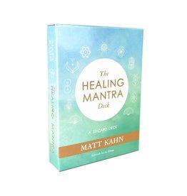 Matt Kahn Healing Mantra Oracle by Matt Kahn
