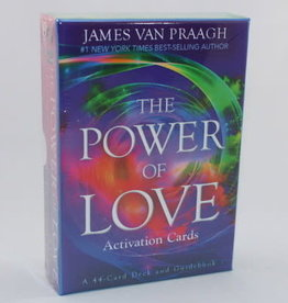 James Van Praagh Power of Love Activation Oracle  by James Van Praagh