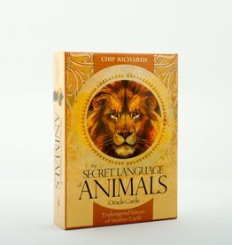 Chip Richards Secret Language of Animals Oracle by Chip Richards