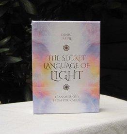Denise Jarvie Secret Language of Light Oracle by Denise Jarvie