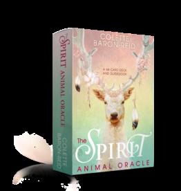 Colette Baron-Reid Spirit Animal Oracle by Colette Baron-Reid