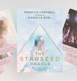 Rebecca Campbell The Starseed Oracle by Rebecca Campbell