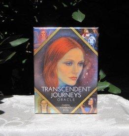 Cheryl Yambrach Rose Transcendent Journey's Oracle by Cheryl Yambrach Rose