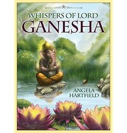 Angela Hartfield Whispers of Lord Ganesha by Angela Hartfield