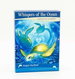 Angela Hartfield Whispers of the Ocean Oracle by Angela Hartfield