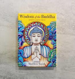 Matthew Smith Wisdom of the Buddha Mindfulness Oracle by Matthew Smith