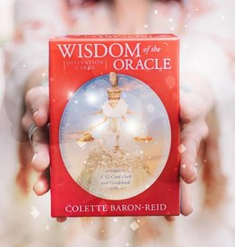 Colette Baron-Reid Wisdom of the Oracle by Colette Baron-Reid