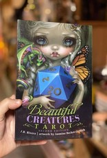 J. R. Riveria Beautiful Creatures Tarot by J. R. Rivera