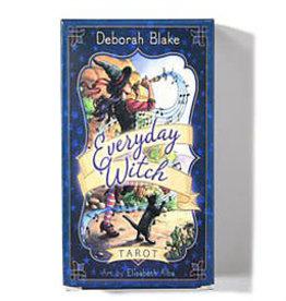 Deborah Blake Everyday Witch Large Tarot by Deborah Blake