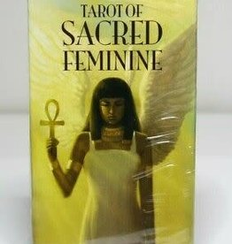 Lo Scarabeo Tarot of Sacred Feminine by Lo Scarabeo