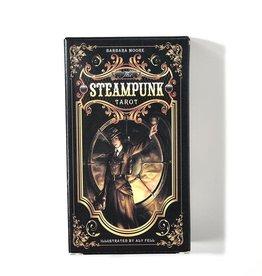 Barbara Moore Steampunk Large Tarot by Barbara Moore