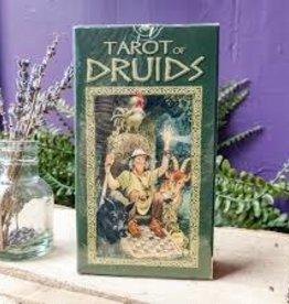 Vigna Tarot of Druids by Vigna