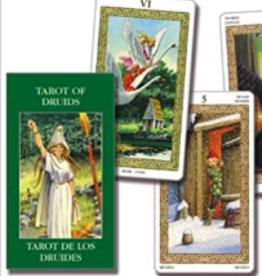 Vigna Tarot of Druids Mini by Vigna