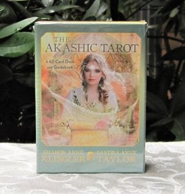 Sharon Klingler Akashic Tarot by Sharon Klingler