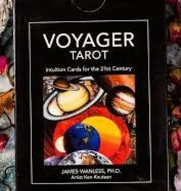 James Wanless Voyager Tarot by James Wanless