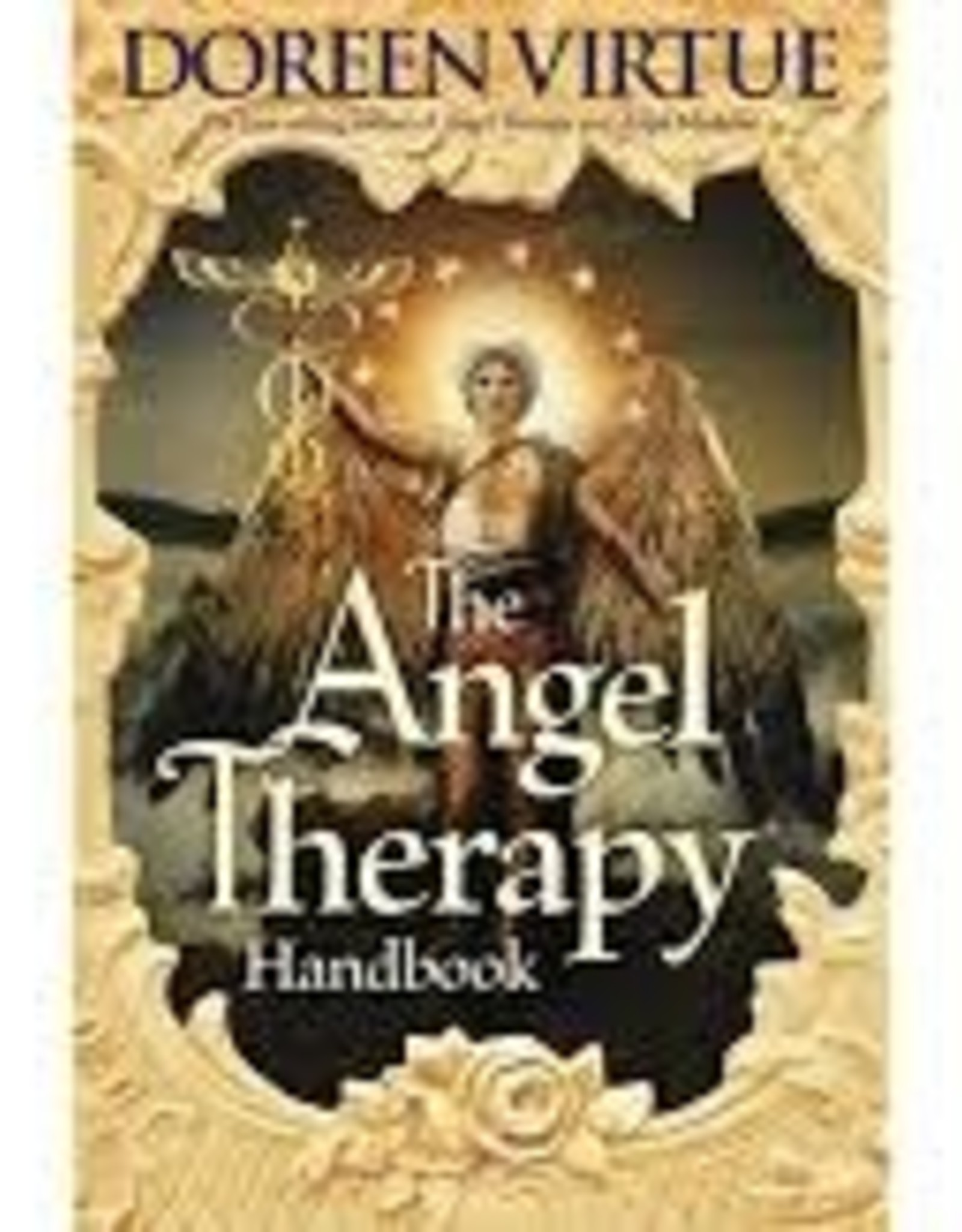 Doreen Virtue Angel Therapy by Doreen Virtue