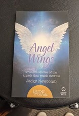 Jacky Newcomb Angel Wings by Jacky Newcomb