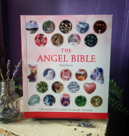 Hazel Raven The Angel Bible by Hazel Raven