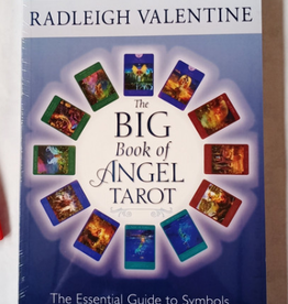 Doreen Virtue Big Book of Angel Tarot by Doreen Virtue & Radleigh Valentine