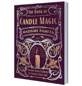 Madame Pamita Book of Candle Magic by Madame Pamita