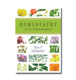 Alan V. Schmukler Homeopathy by Alan V. Schmukler