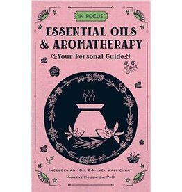 Marlene Houghton In Focus Essential Oils & Aromatherapy by Marlene Houghton