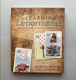 Marcus Katz Learning Lenormand by Marcus Katz & Tali Goodwin