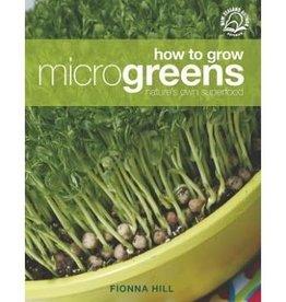 Fionna Hill Microgreens by Fionna Hill
