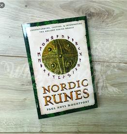 Paul Phys Mountfort Nordic Runes by Paul Rhys Mountfort