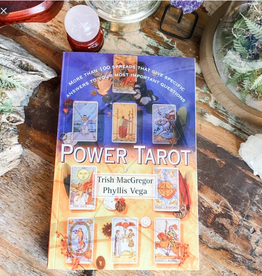 Trish MacGregor Power Tarot by Trish MacGregor & Phyllis Vega