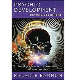 Melanie Barnum Psychic Development Beyond Beginners by Melanie Barnum