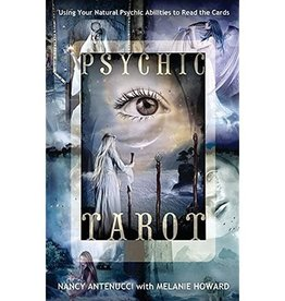 Nancy Antenucci Psychic Tarot by Nancy Antenucci & Melanie Howard