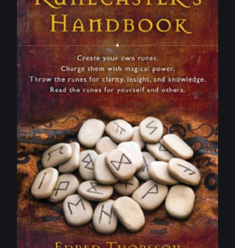 Edred Thorsson Runecaster's Handbook by Edred Thorsson