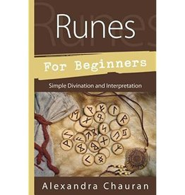 Alexandra Chauran Runes for Beginners by Alexandra Chauran