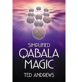 Ted Andrews Simplified Qabala Magic by Ted Andrews