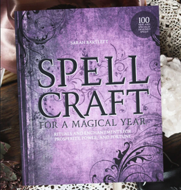 Sarah Bartlett Spell Craft for a Magical Year by Sarah Bartlett