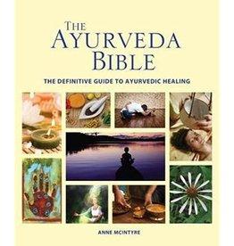 Anne McIntyre The Ayurveda Bible by Anne McIntyre