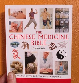 Penelope Ody Chinese Medicine Bible by Penelope Ody