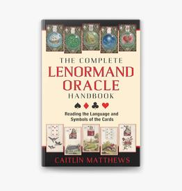 Caitlin Matthews Complete Lenormand Oracle Handbook by Caitlin Matthews