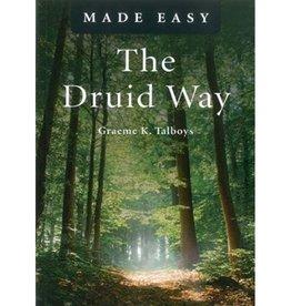 Graeme K. Talboys The Druid Way by Graeme K. Talboys