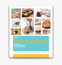 Claire Gillman The Healing Therapies Bible by Claire Gillman