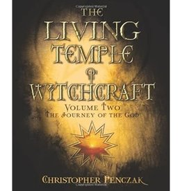 Christopher Penczak Living Temple of WitchCraft Vol. 2 by Christopher Penczak