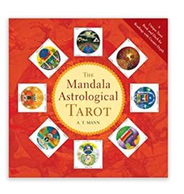 A. T. Mann The Mandala Astrological Tarot by A. T. Mann