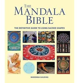 Madonna Gauding The Mandala Bible by Madonna Gauding